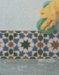швы между плитками