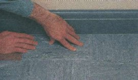 примыкающие к плинтусу плитки