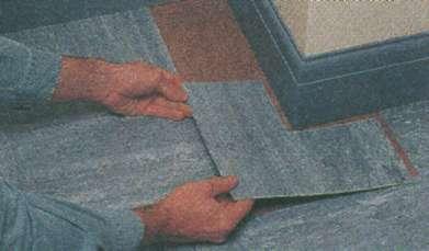 Укладка виниловых, линолеумных и пробковых плиток