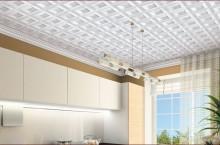 Правила укладки потолочной плитки