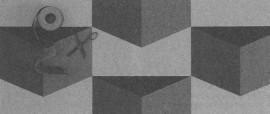 Линолеум в узоре 3D