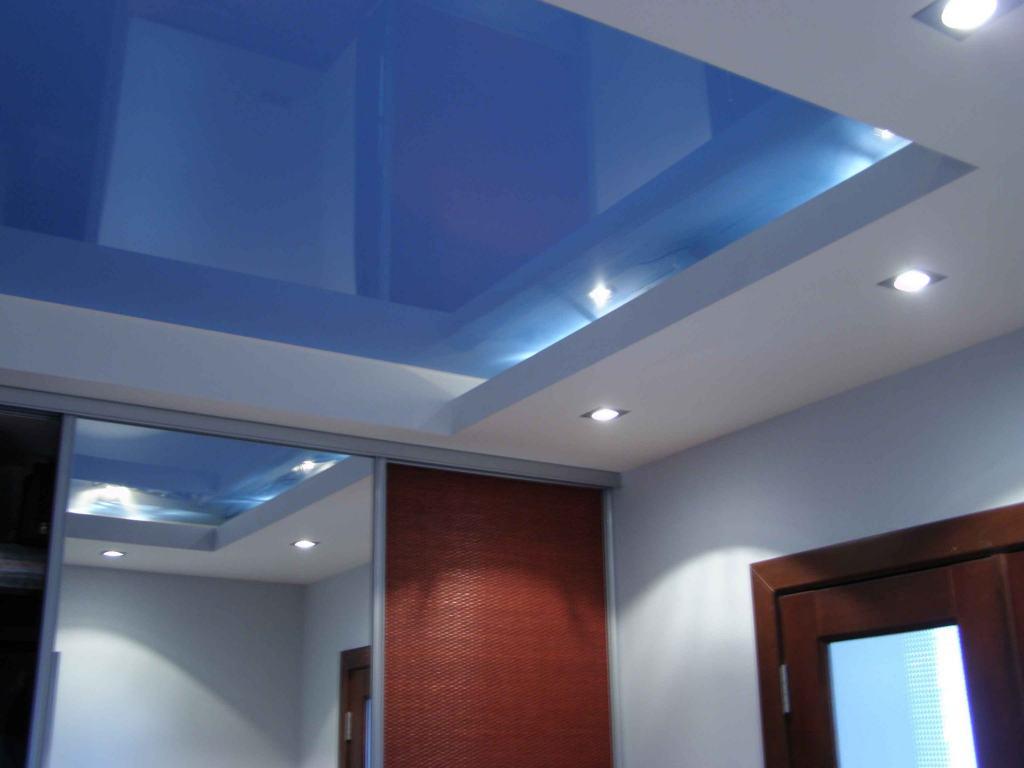 Потолки как элемент внутреннего пространства