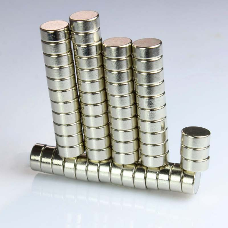 Неодимовые магниты. Где они применяются?