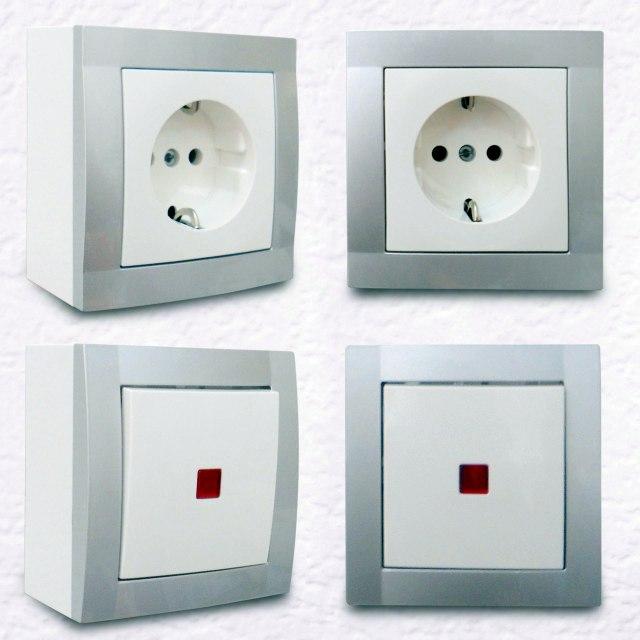 Розетки и выключатели. Где найти качественный электротехнический товар?