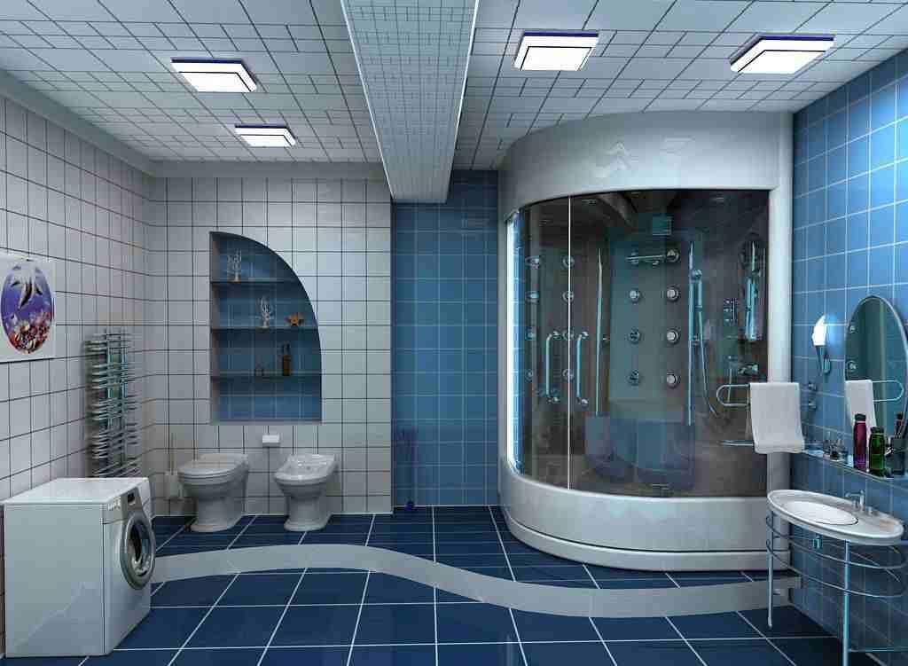Ремонт ванной комнаты. Как его сделать?