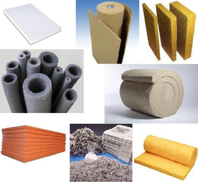 Теплоизоляционный материал. Какой выбрать?