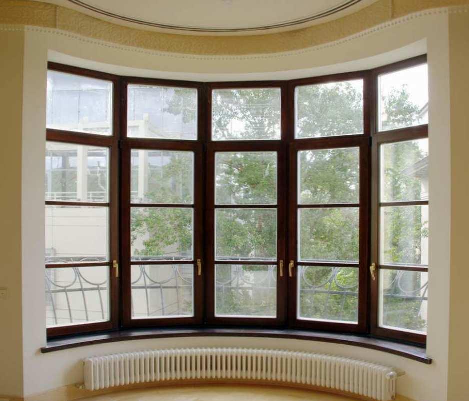 Деревянные окна. Чем они лучше окон ПВХ?