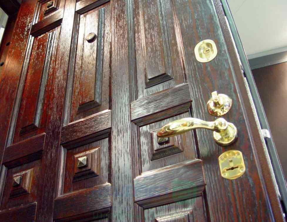 Где в Йошкар-Оле выбрать стальные двери?