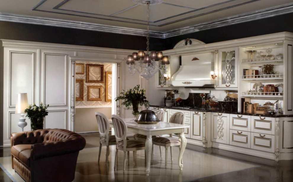 Где можно выбрать итальянскую мебель?