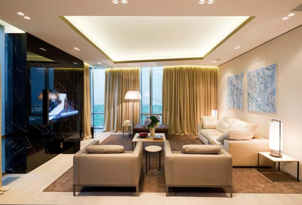 Современный дизайн квартиры. Что это такое?