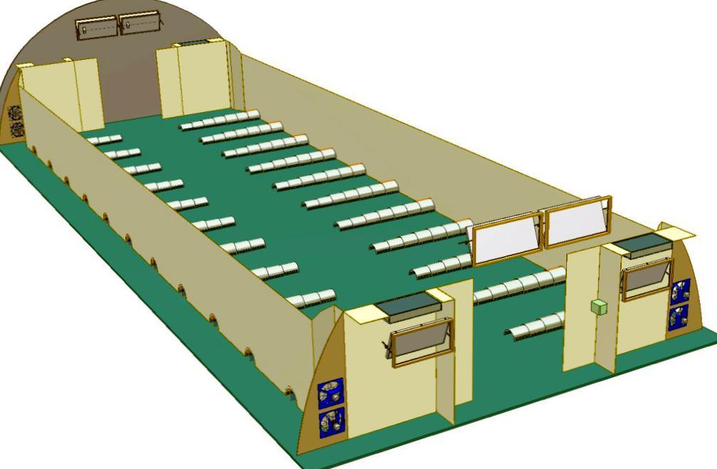 Где заказать проектирование складов, зданий и других помещений?