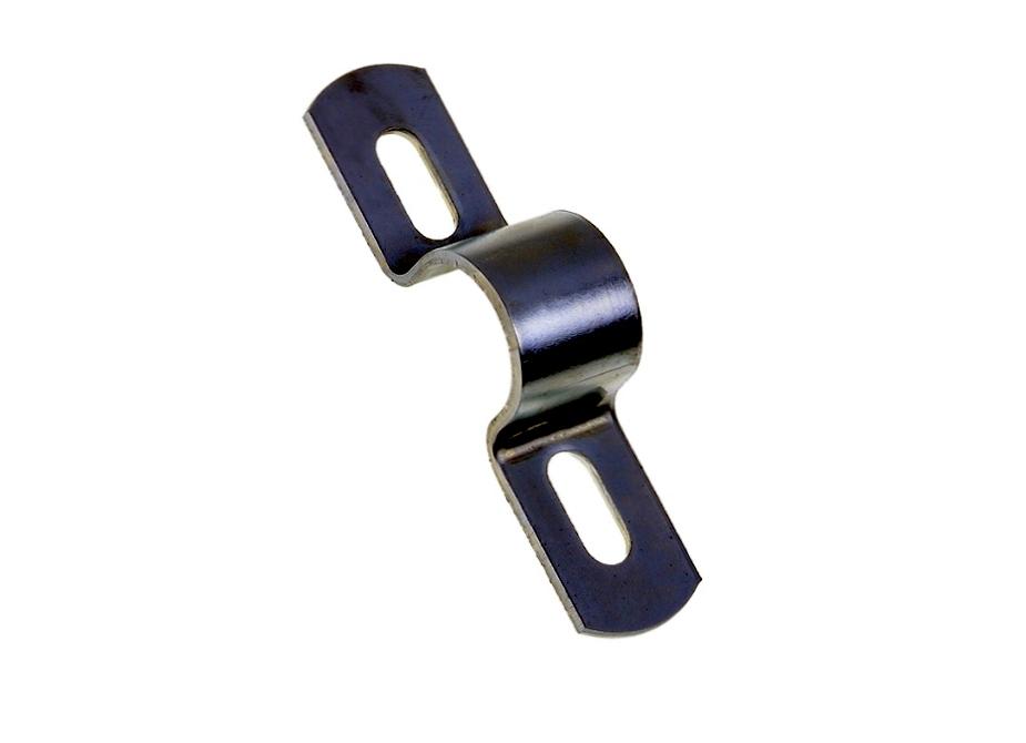 Где применяется скоба металлическая двухлапковая СМД?