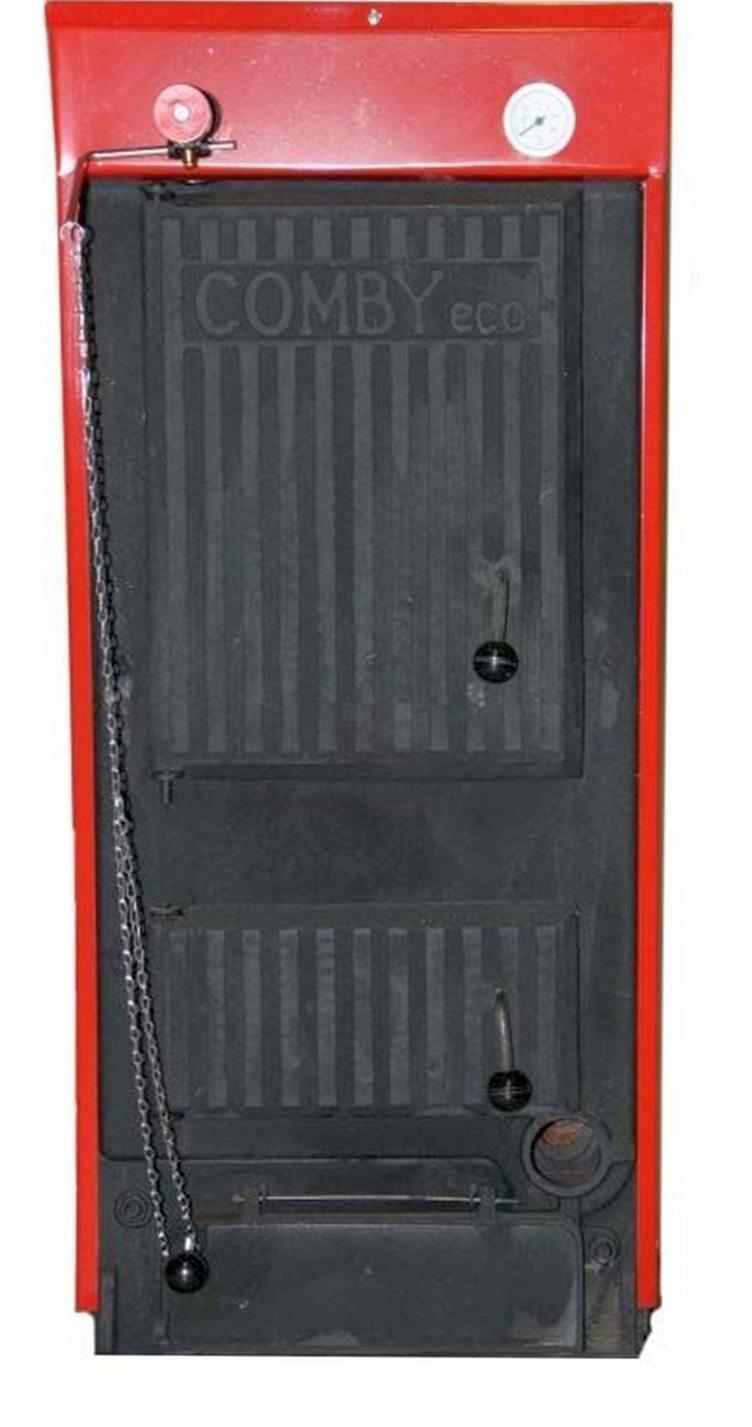 Котел твердотопливный КЧМ-5-К-03М1 30  4 секции с тягорегулятором