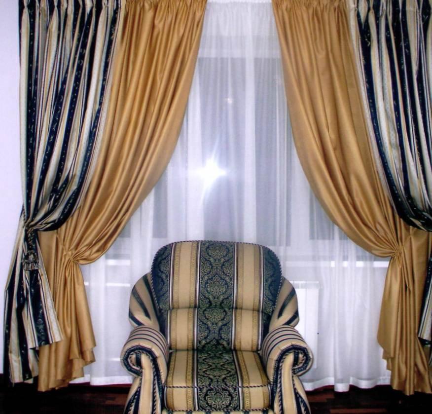 шторы и портьеры фото