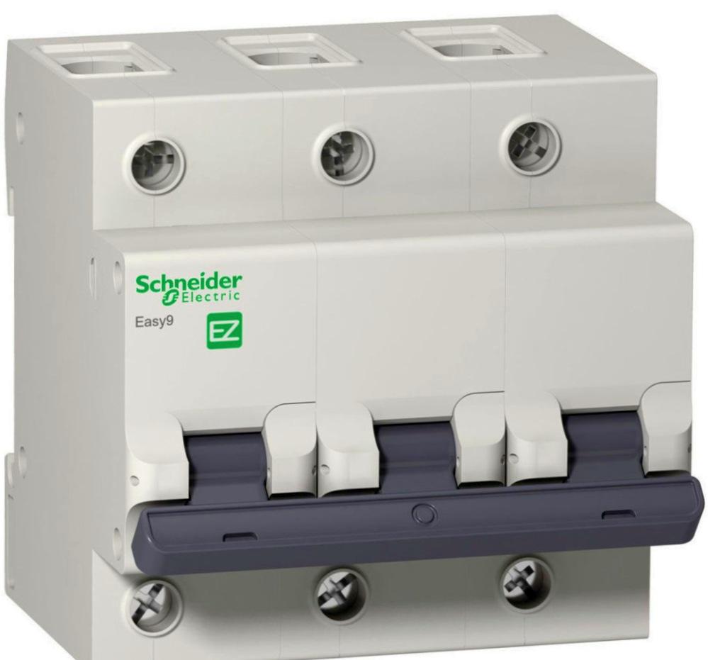 Для чего нужен автоматический выключатель шнайдер электрик?