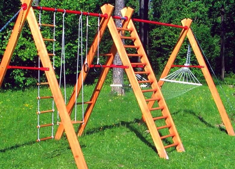 Как обустроить детскую игровую площадку?
