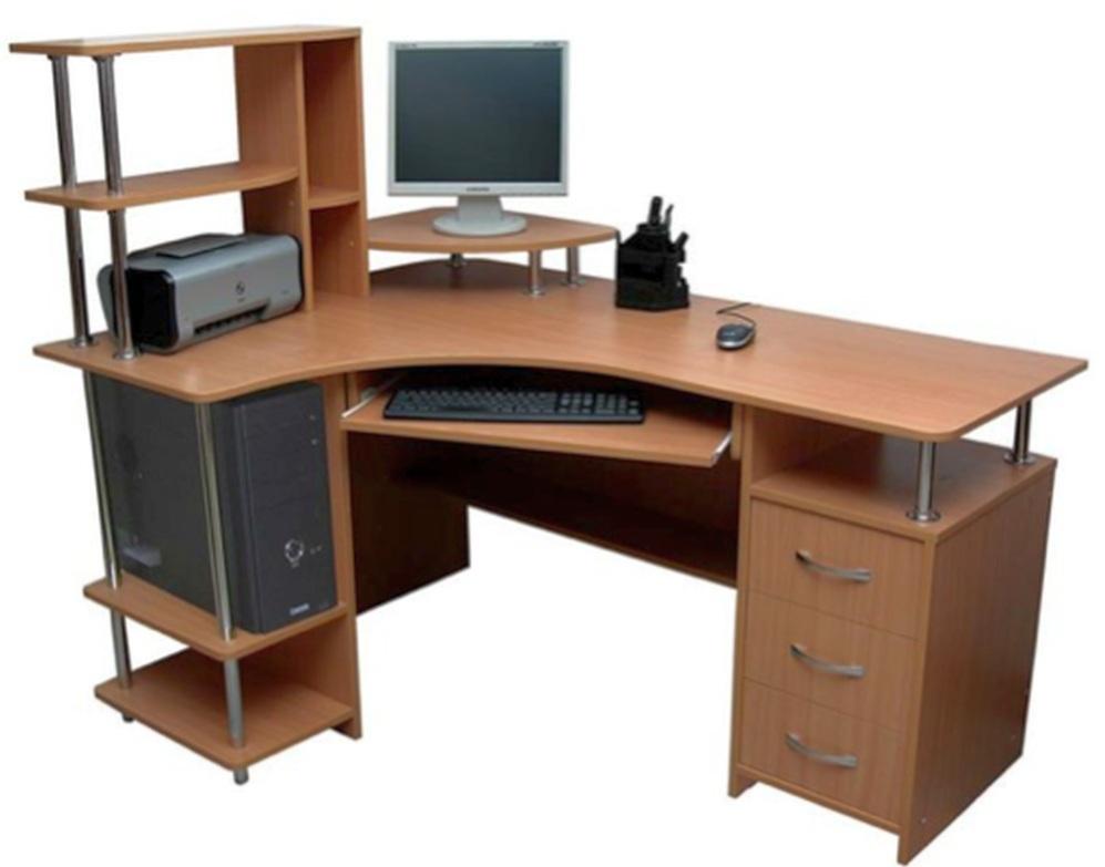 Как и где выбрать компьютерный стол?