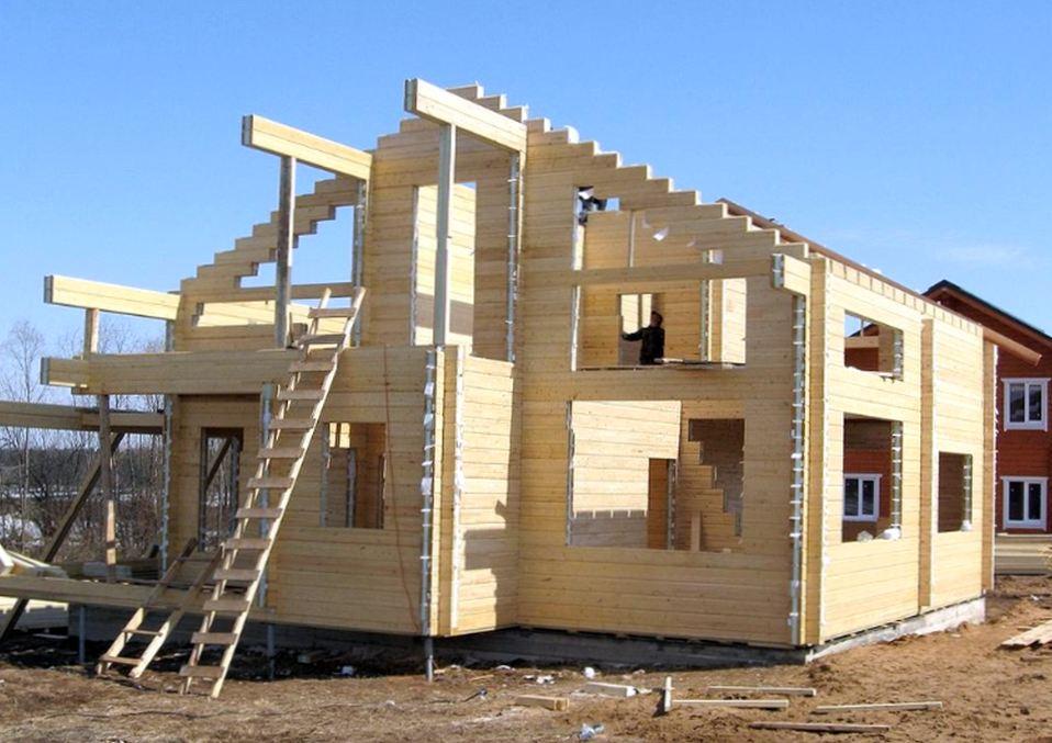 Где в РБ заказывать строительство домов из бруса?
