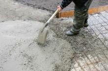 Как заказать машину бетона в Ижевске?