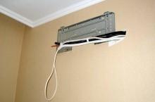 Алгоритм проведения ремонта в квартире с учетом последующей установки кондиционеров следующий: