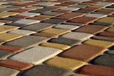Как может использоваться тротуарная плитка?