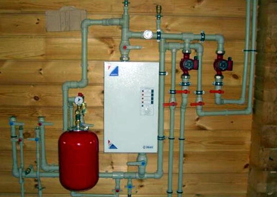 Положительные и отрицательные стороны отопления с помощью электрокотлов