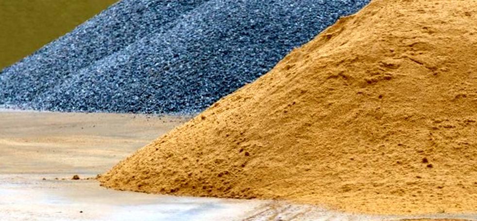 Где в Зеленограде можно заказать песок или щебень?