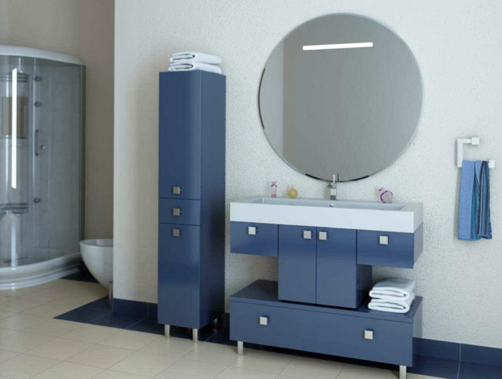 Где можно выбрать хорошую мебель для ванной комнаты?