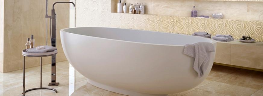 Как выбрать и установить ванну?