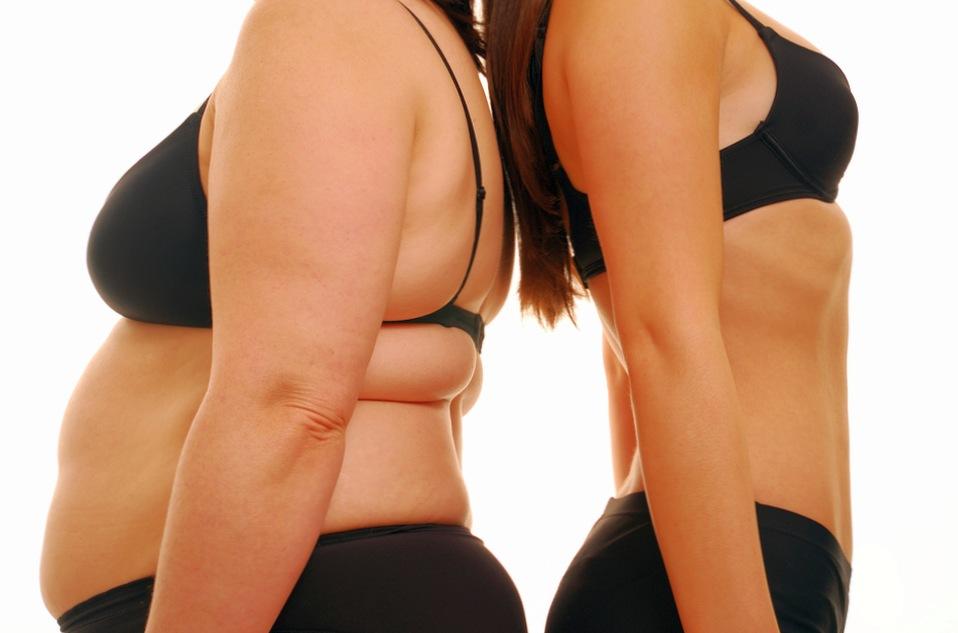 Как бороться с жировыми отложениями?
