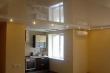 Где можно заказать натяжные потолки в квартиру?
