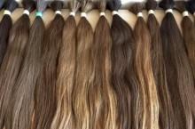 Где используют натуральные волосы?