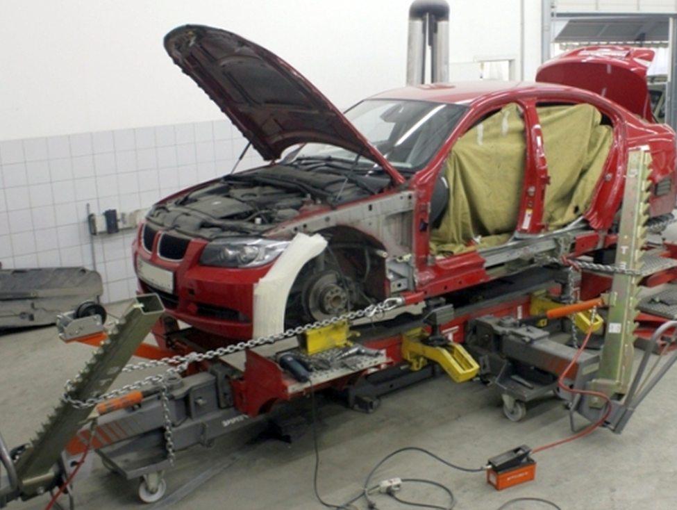 Что стоит знать про кузовной ремонт?