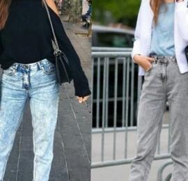 """Как можно сделать джинсы """"варенки"""""""