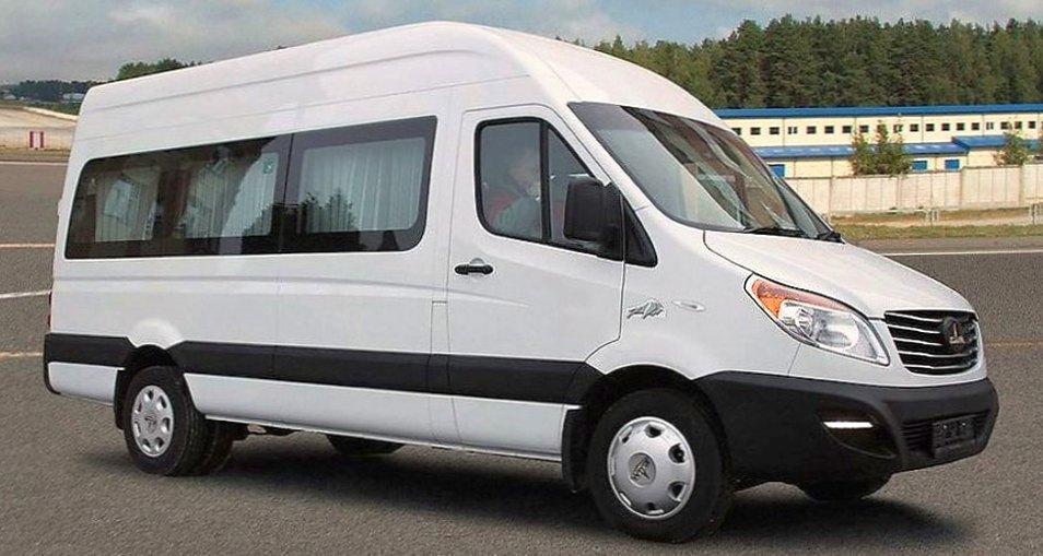 Как арендовать микроавтобус без водителя?