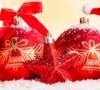 Где можно выбрать и заказать новогодние шары с логотипом?
