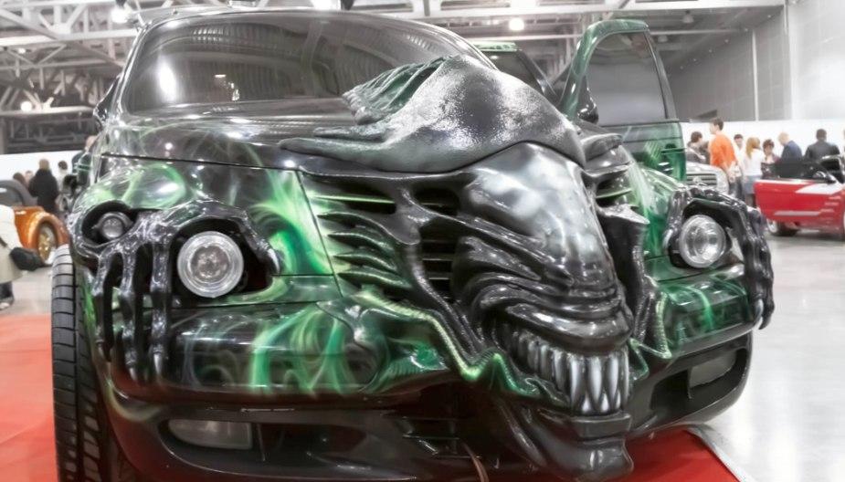 Что обычно включается в тюнинг автомобиля?